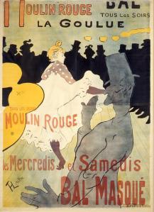 @Musée Toulouse-Lautrec - Moulin-Rouge - La Goulue - 1891 - Lithographie en couleurs - mTL a1