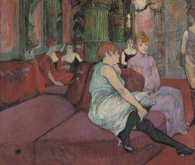 Le Salon de la Rue des Moulins - mTL 180
