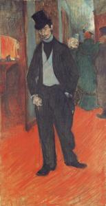@Musée Toulouse-Lautrec – Le docteur Tapié de Céleyran – 1894 – Huile sur toile – mTL164