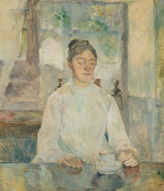 La Comtesse Adèle de Toulouse-Lautrec - mTL 53